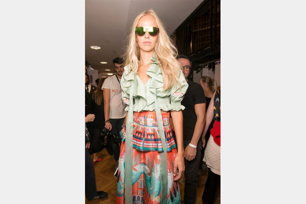 Temperley London (Backstage) - photo 7