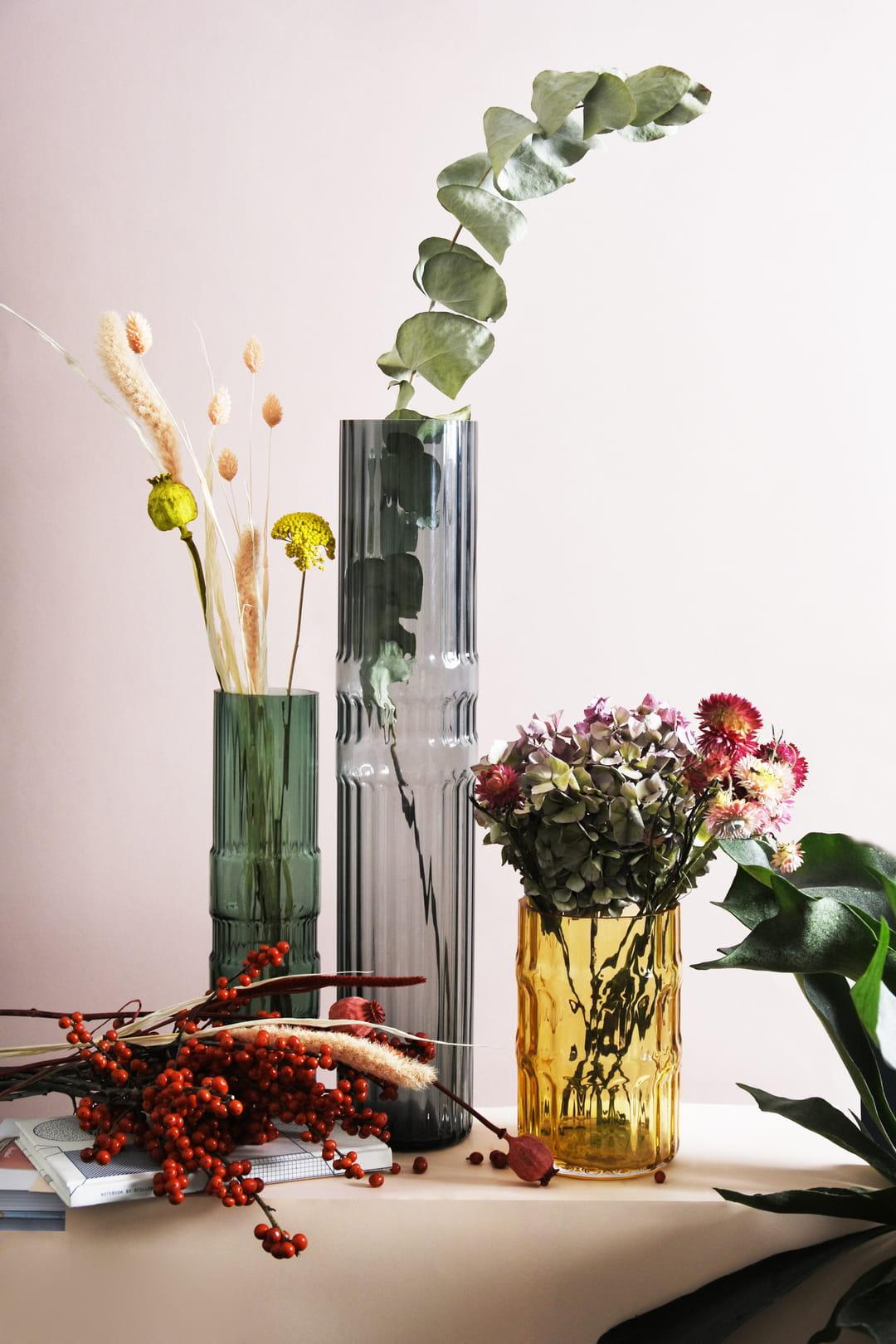vase-verre-nervure