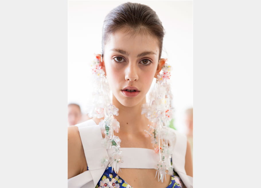 Delpozo (Backstage) - photo 19