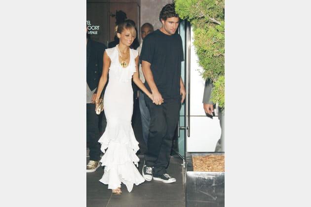 En couple avec Brody Jenner