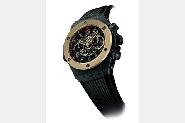 "Montre Hublot Big Bang Unico ""Magic Gold"""