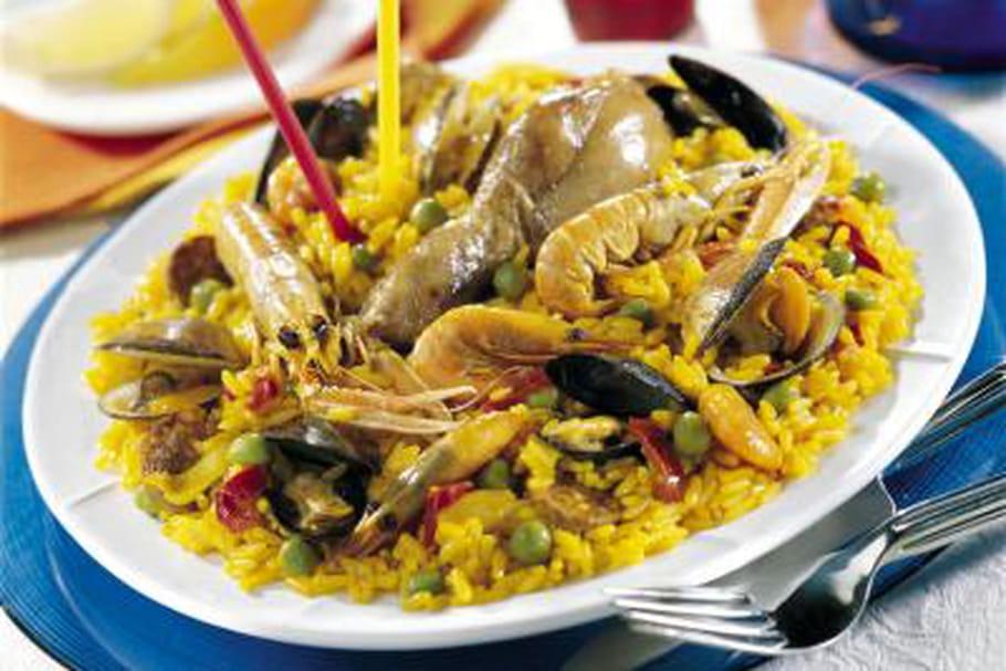 Quel riz choisir pour paella