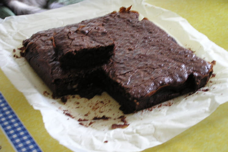 Brownie praliné-noisettes