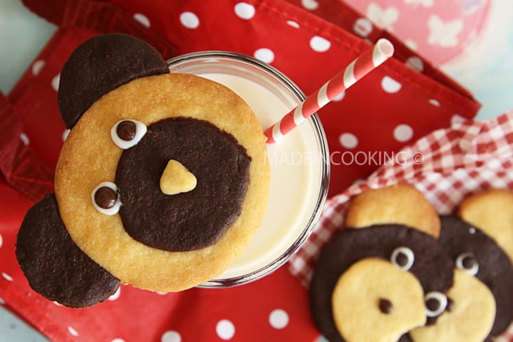 Biscuits Teddy l'ourson