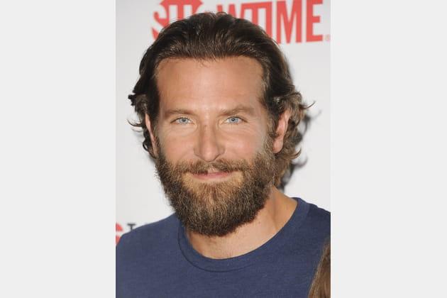 Bradley Cooper avec une barbe
