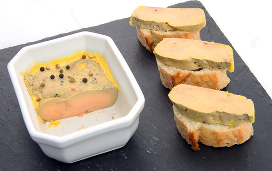 Faire son foie gras maison facile et rapide - Faire son foie gras en bocaux ...