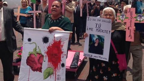 Mexique féminicide