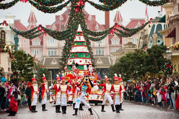 Noël en grandes pompes