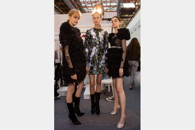 Giambattista Valli (Backstage) - photo 9