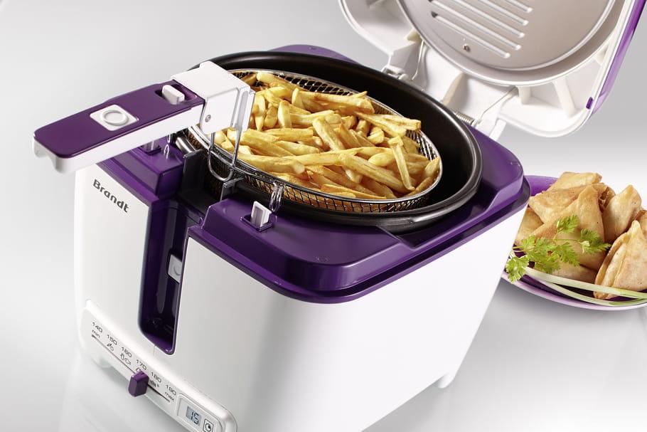 Quelle friteuse choisir pour faire des frites en toute simplicité ?