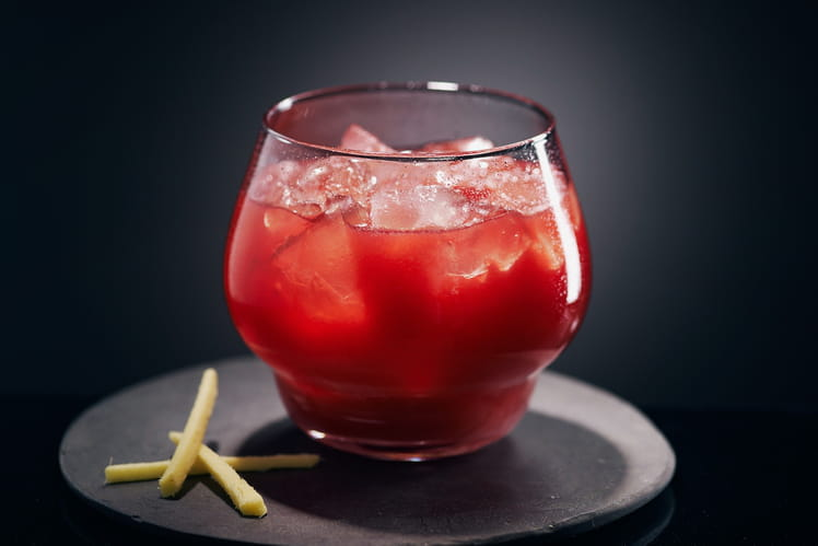 Cocktail Spicy Three