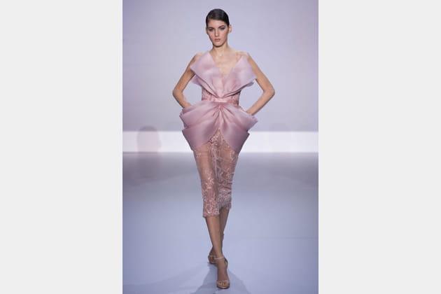Défilé défilé Ralph & Russo haute couture