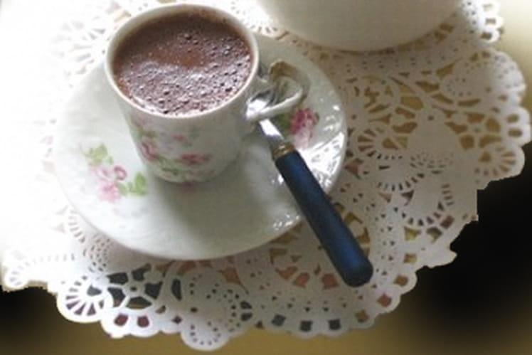 Chocolat au lait d'amande