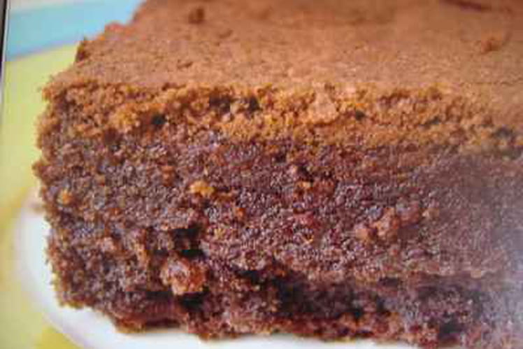 Gateau chocolat au micro-ondes
