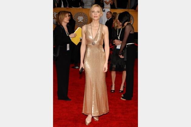 Cate Blanchett le 28janvier 2007