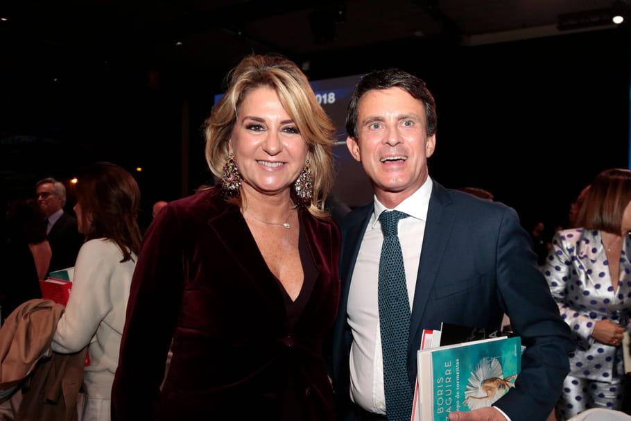 Qui est Susana Gallardo, son épouse — Manuel Valls marié