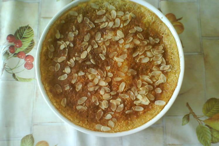 Gâteau aux pommes ou aux poires