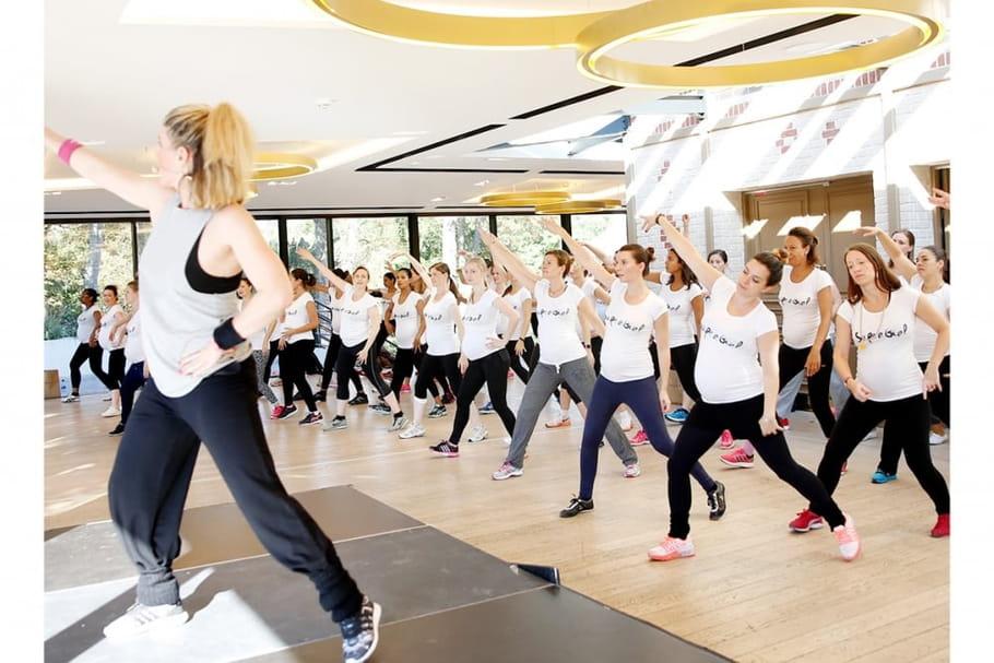 Participez à un cours de fitness avec 200futures mamans