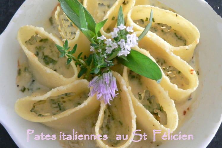 Pates italiennes au St Félicien