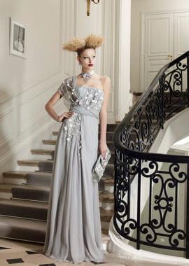 la robe de soirée de dior