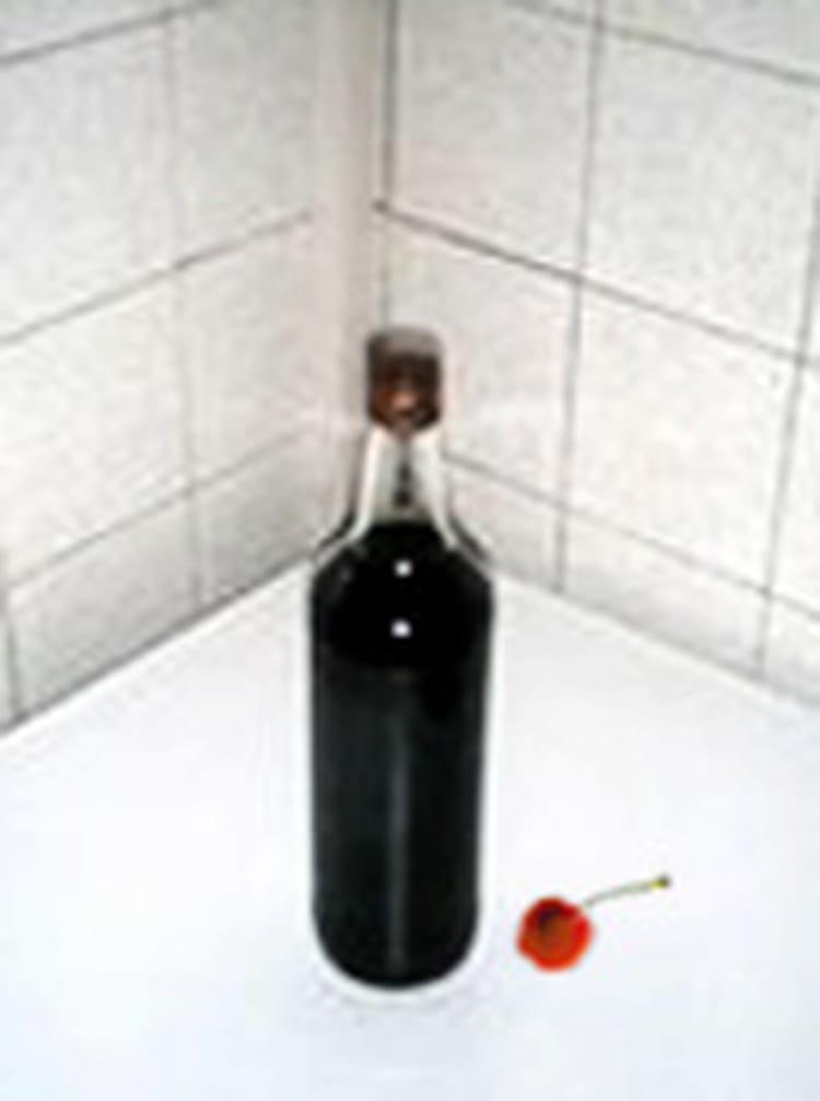 Recette de vin de cerise p tillant fait maison la for Aperitif maison a base de vin