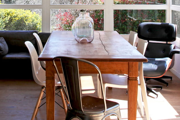 Style et décontraction dans une maison de famille
