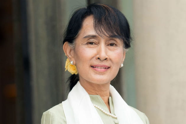Aung San Suu Kyi, la pasionaria de Rangoon