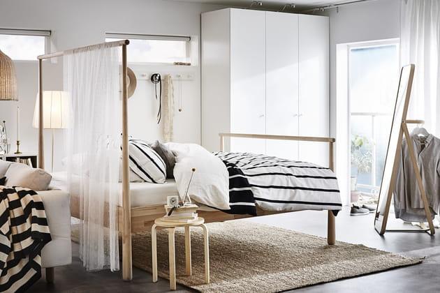 Cadre de lit IKEA