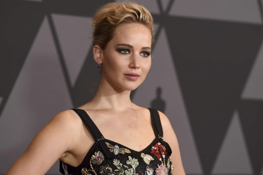 Look beauté de star: Jennifer Lawrence s'impose sur le tapis rouge