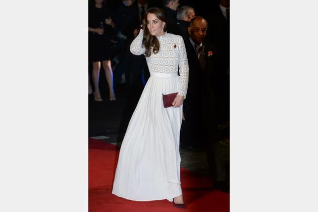 Kate Middleton le 3novembre 2016