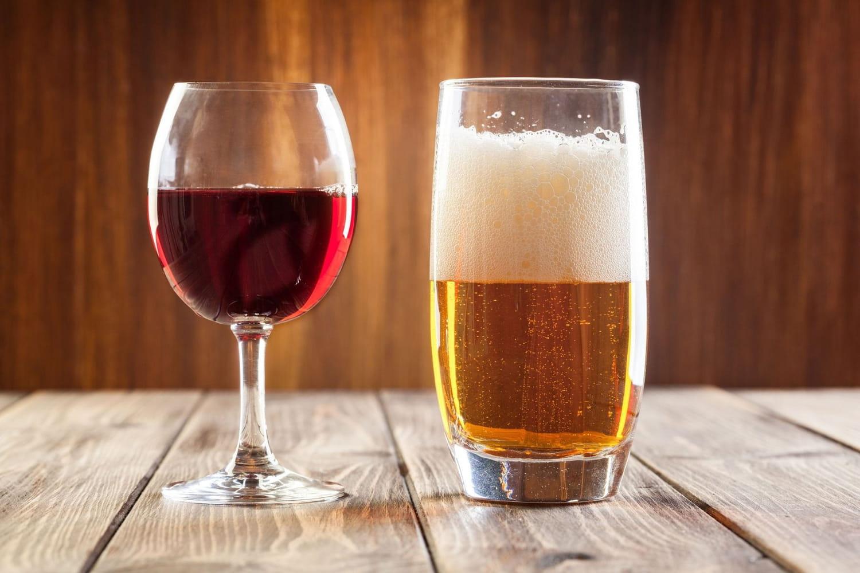 """""""Nolo"""": la tendance des bières et vins sans alcool"""