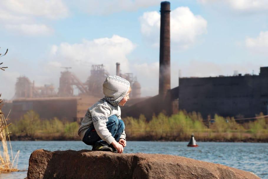 3questions pour comprendre les effets de la pollution sur la santé des enfants