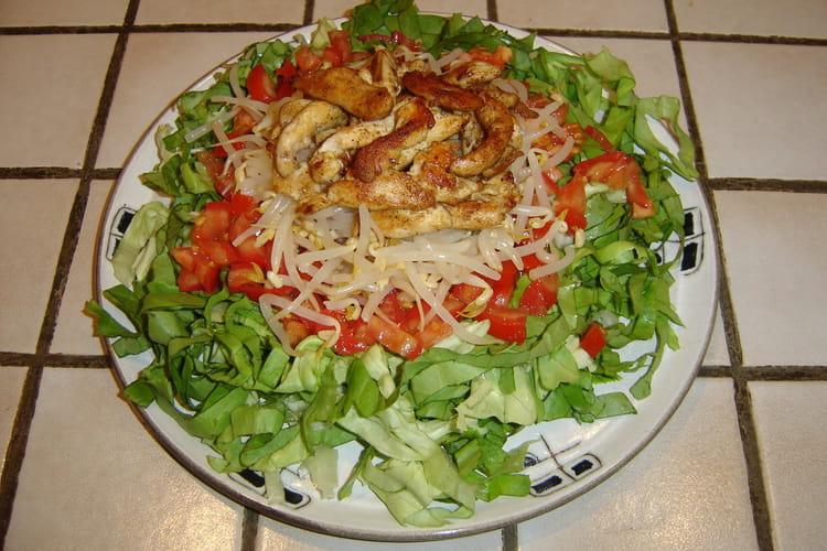 Salade cocotte