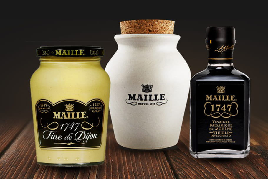 Maille passe à Table