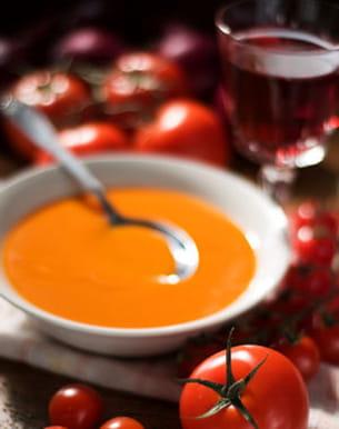 des soupes savoureuses et légères...