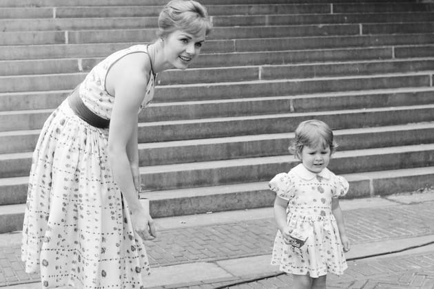 Carrie Fisher et sa maman Debbie Reynolds