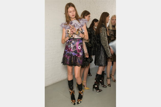 Rodarte (Backstage) - photo 61