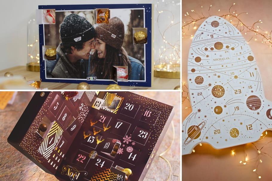 Calendrier de l'Avent chocolat: 24douceurs à croquer avant Noël