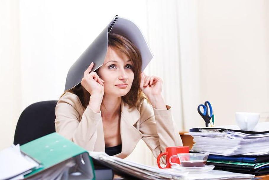 Etes-vous trop stressé au travail ?