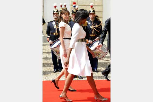 Michelle Obama le 6juin 2009