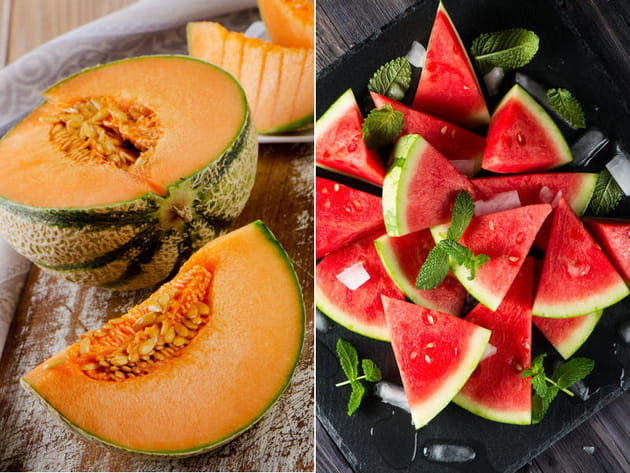 Melon ou pastèque ?