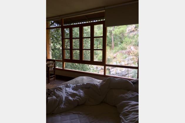 Chambre avec vue à Bouyouti