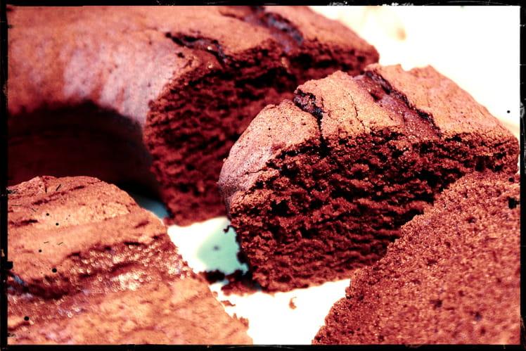 Cake au Chocolat et Philadelphia® moelleux