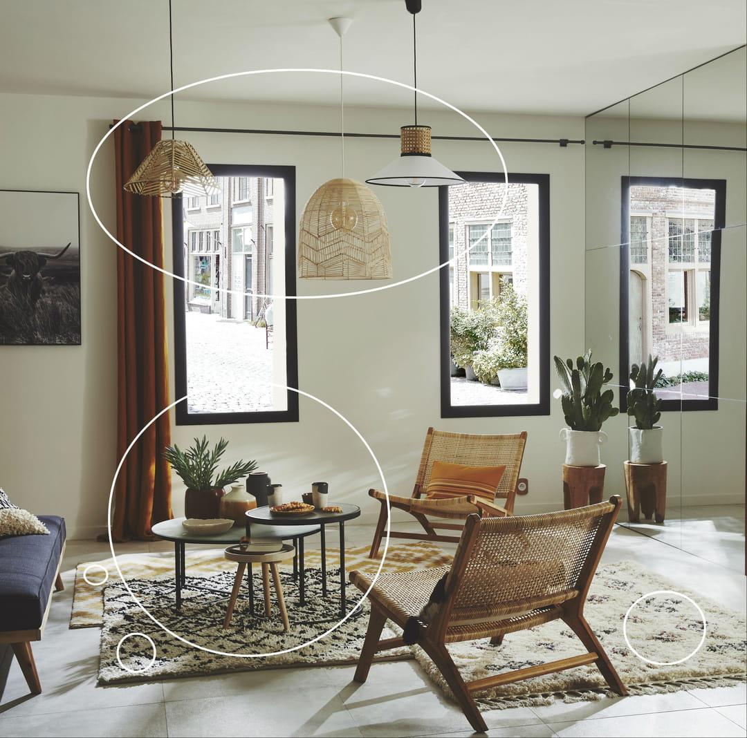 accumulation-luminaires-tables-basses-tapis