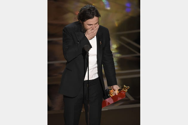 "Casey Affleck, Meilleur acteur pour ""Manchester by the sea"""