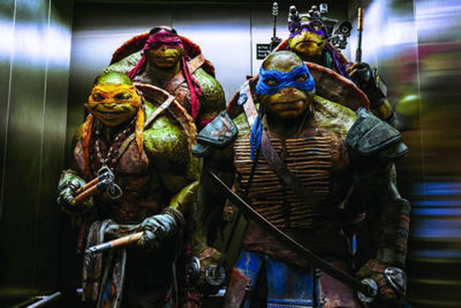 Ninja Turtles : rencontre avec le réalisateur et les producteurs