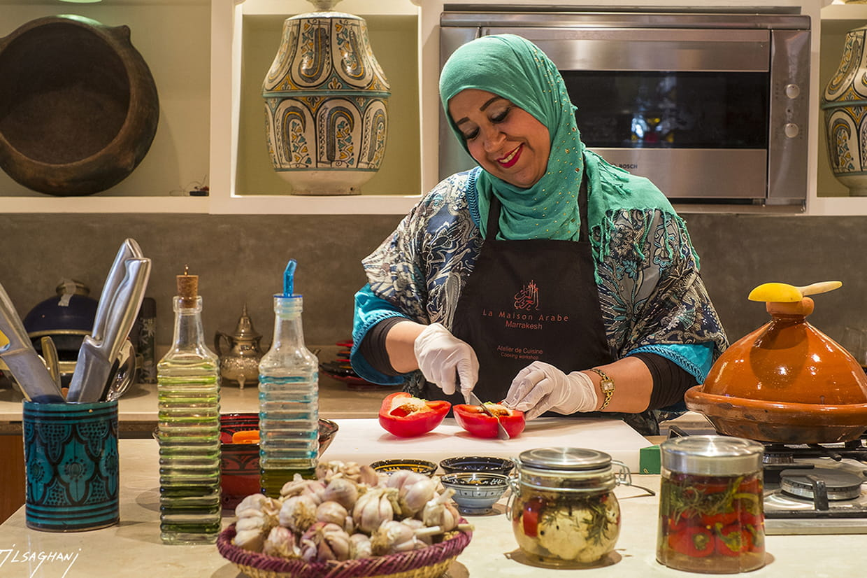 Ateliers cuisine for Atelier cuisine marrakech