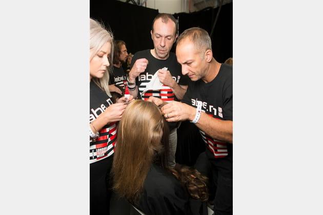 Mary Katrantzou (Backstage) - photo 4