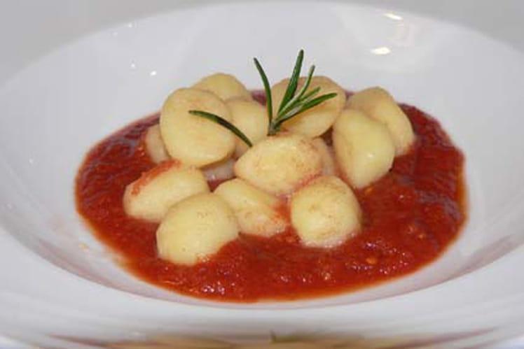 Gnocchis à l'italienne