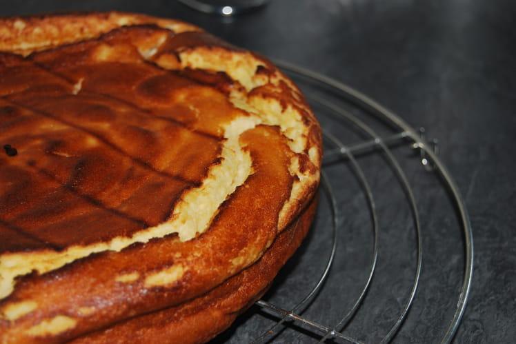 Gâteau au fromage blanc sans pâte